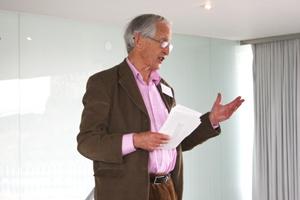 Professor Peter France